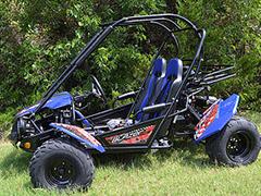 new & used go kart dealer CT